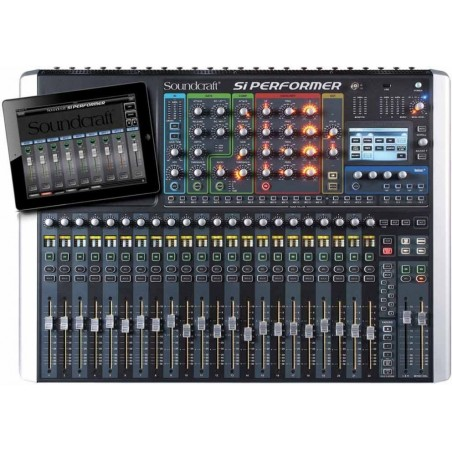 SOUNDCRAFT Si PERFORMER 2 mikser cyfrowy