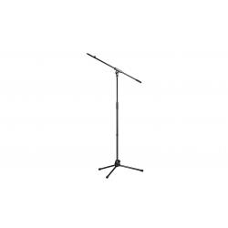 König & Meyer statyw mikrofonowy estradowy łamany black KM 21070-300-55