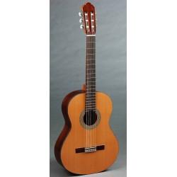 ALHAMBRA 4C - gitara klasyczna z pokrowcem