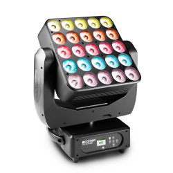 CAMEO Auro Matrix 500 - 5 x 5 LED Moving Matrix ruchoma głowa