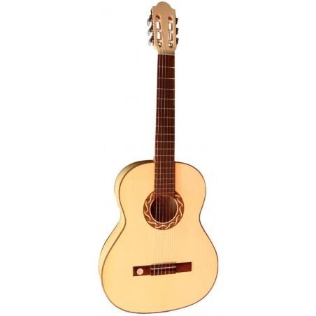 PRO NATURA SILVER SERIE 500224 gitara klasyczna 7/8