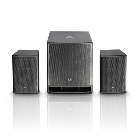 """LD Systems DAVE G3 15"""" zestaw nagłośnieniowy aktywny 700W"""