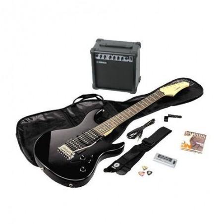 Yamaha ERG 121GP II PACK GIGMAKER gitara elektryczna + wzmacniacz + pokrowiec + tuner + kabel ..
