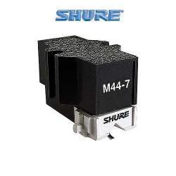 SHURE M44-7 wkładka gramofonowa profesjonalna dla DJ scratch