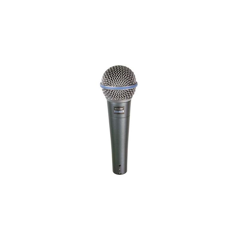 SHURE BETA 58 A mikrofon dynamiczny wokalny do ręki