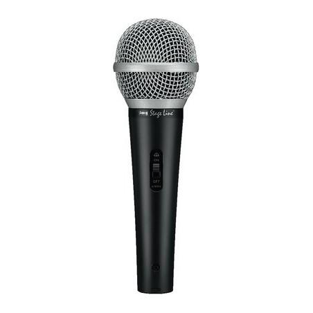 IMG STAGE LINE DM-1100 mikrofon dynamiczny do ręki