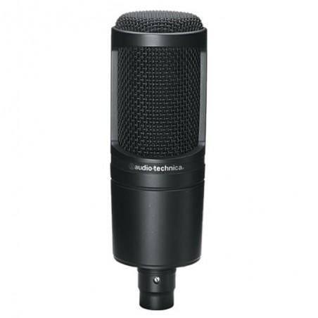 AUDIO-TECHNICA AT-2020 mikrofon pojemnościowy studyjny
