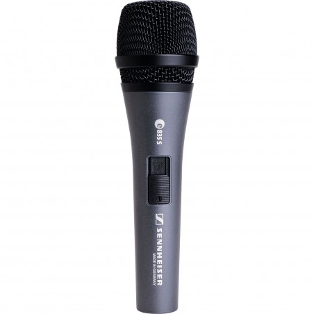 SENNHEISER E835-S mikrofon wokalny dynamiczny