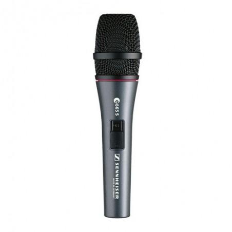 SENNHEISER E865 mikrofon do reki pojemnościowy