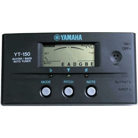 Yamaha YT-150 tuner-stroik gitarowy