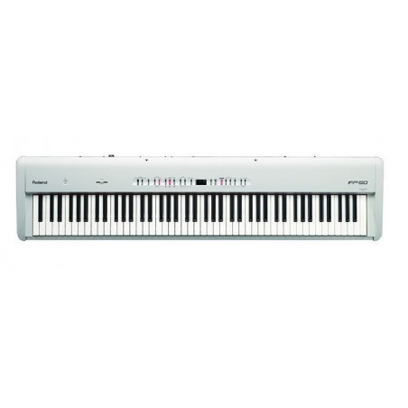 ROLAND FP-50 WH pianino cyfrowe