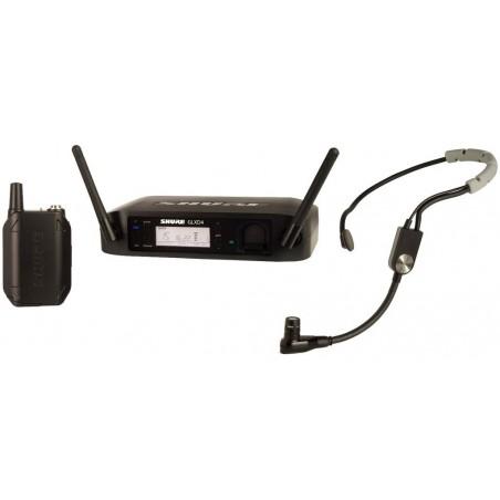 SHURE GLXD14E/SM35 cyfrowy system bezprzewodowy z mikrofonem nagłownym SM35