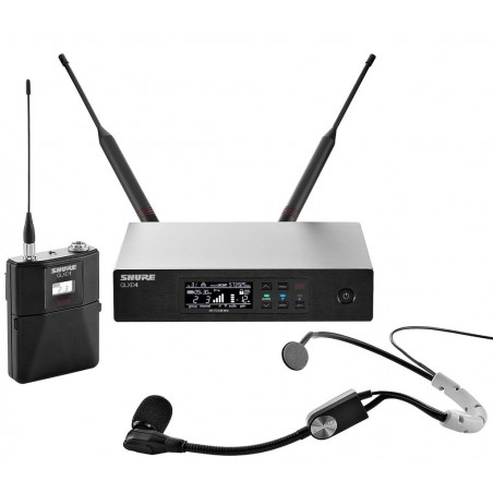 SHURE QLXD14E/SM35 profesjonalny system bezprzewodowy