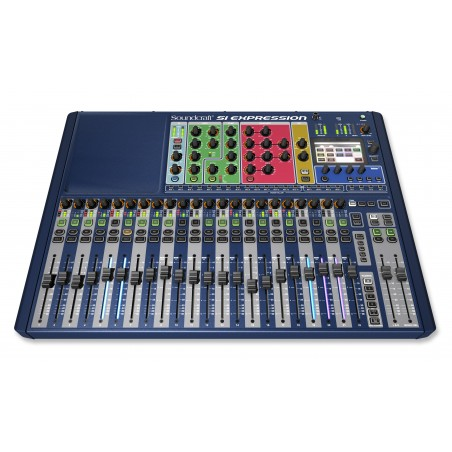 SOUNDCRAFT Si Expression 2 mikser cyfrowy konsoleta