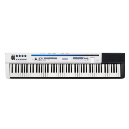 CASIO PX-5S WE Privia stage piano pianino cyfrowe
