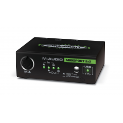 M-Audio MidiSport 2x2...