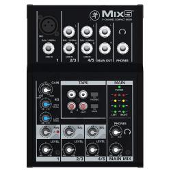 MACKIE MIX5 mikser analogowy