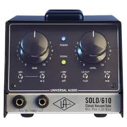 UNIVERSAL AUDIO Solo610...