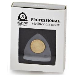 Alpine Professional White tłumik do skrzypiec i altówki