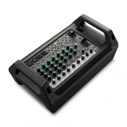 Yamaha EMX2 mikser mocy - powermikser 250 W + 250 W