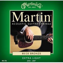 MARTIN M170 acoustic guitar...