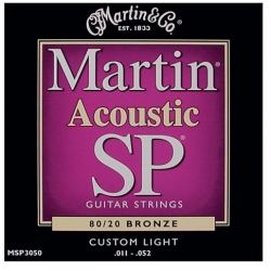MARTIN MSP 3050 struny do...