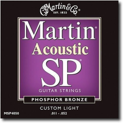 MARTIN MSP 4050 struny do...