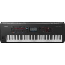 Yamaha Montage 8 syntezator - 88 klawiszy, stacja robocza