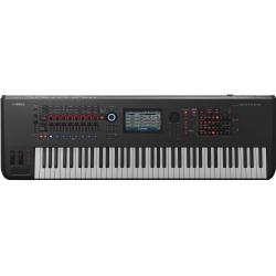 Yamaha Montage 7 syntezator - 76 klawiszy, stacja robocza