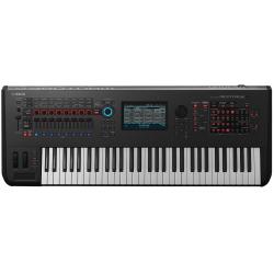 Yamaha Montage 6 syntezator - 61 klawiszy, stacja robocza