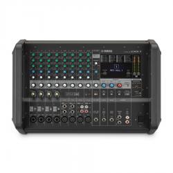 Yamaha EMX7 mikser mocy - powermikser 710 W + 710 W