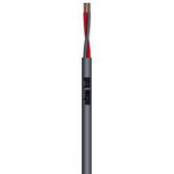 Adam Hall KLS225 kabel głośnikowy 2x2,5 mm2 czarny szpula 100 m