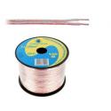 CABLETECH KAB0330 kabel głośnikowy CU OFC 2x4,0 mm2 100 m