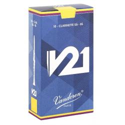 VANDOREN V21 stroiki do klarnetu B (opakowanie - 10 szt.)