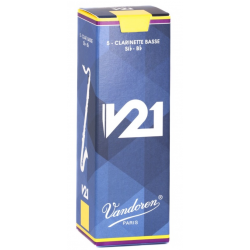 VANDOREN V21 bass clarinet...