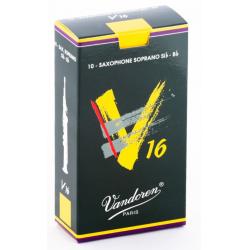 VANDOREN V16 stroiki do saksofonu sopranowego (opakowanie - 10 szt )
