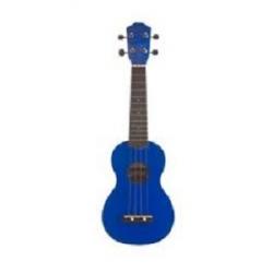 Noir NU1S BLUE ukulele sopranowe z pokrowcem