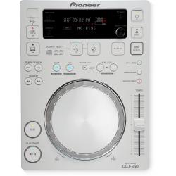 PIONEER CDJ-350 W CD/MP3...