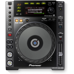 PIONEER CDJ-850 CD/MP3 Player