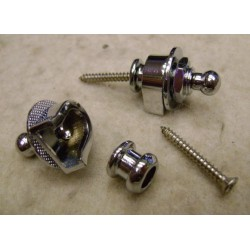 FIRE & STONE CHROM straplock