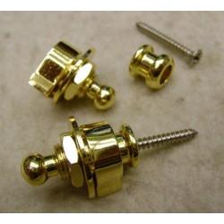 FIRE & STONE GOLD straplock