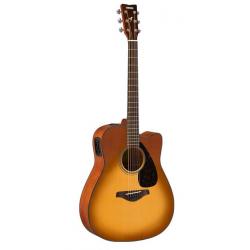 Yamaha FGX 800C SB gitara elektroakustyczna