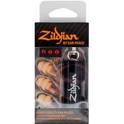 ZILDJIAN Ear Plugs stopery do uszu