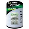 VIPOW CR866 ładowarka akumulatorów