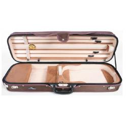 M-CASE WOOD DeLux violin...