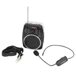 IBIZA PORT3-UHF mobilny zestaw nagłośnieniowy