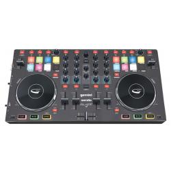 GEMINI Slate  4 4-Channel Serato Controller kontroler DJ 2-kanałowy SERATO