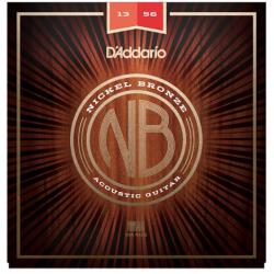 D'ADDARIO NB 1356 struny do gitary akustycznej