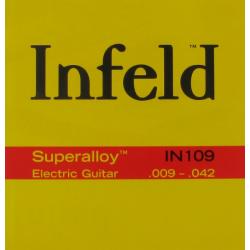 THOMASTIC - INFELD IN-109 struny do gitary elektrycznej