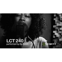 LEWITT LCT 240 mikrofon pojemnościowy wielkomembranowy